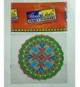 5 Inch Micro Rangoli Sticker