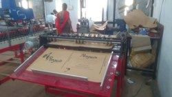 Automatic Sheet Feed Paper Bag Creasing Machine