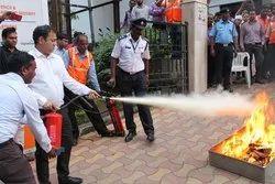 Full Time Offline Fire Mock Drill, Location: Hyderabad