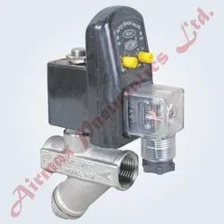 Auto Drain Valve with Electrical Adjustable Timer
