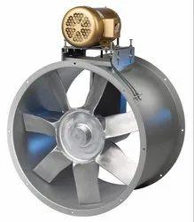 V-Belt Drive Axial Flow Fan