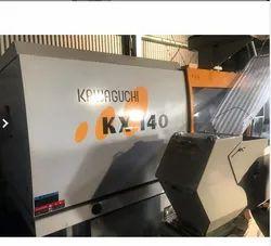 Used Injection Molding Machine Kawaguchi (180-Ton)