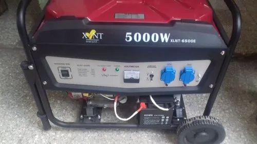 XLNT 5000 W Portable Petrol Genset