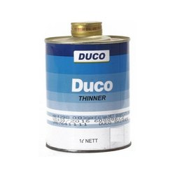 White Spirit Duco Paint Thinner, Packaging Type: Can, Packaging Size: 1 L