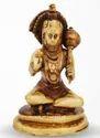 1000 gm Brass Statue Hanuman Ji