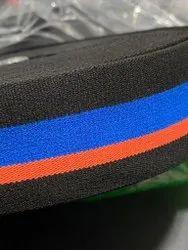 Multi Coloured Buffing Elastic