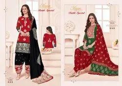 Stitched Ladies Salwar Suits
