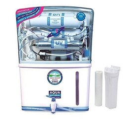 Wall Mounted 10 Liter Aquagrand Water Purifier, Mineral Guard