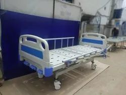 Epoxy Powder Coated Hospital Semi Fowler Bed