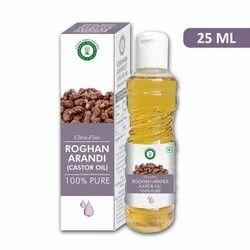 Ultra Fine Roghan Arandi 25 ML (Castor Oil)