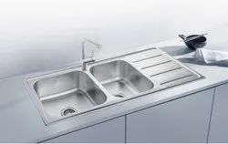 Stainless Steel 304 Silver sink, For Home