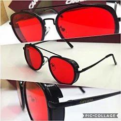 Red Sun Glasses