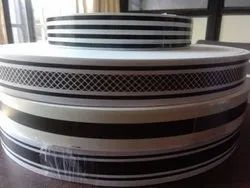 PVC DOUBLE COLOR TAPE 40MM