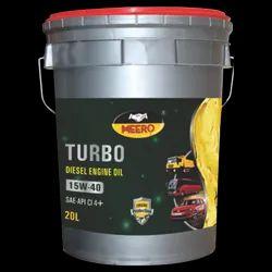 20L Meero Turbo 15W-40 (Ci4 Plus Grade)