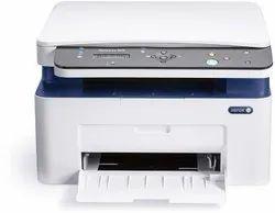 Black & White Xerox Wc 3025b Multifunctional Printer, 20