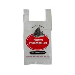 Ldpe Print (YOUR BUSINESS NAME AND DETAILS) Jhabla Bags, For Shopping