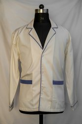 Unisex Mix Of Polyester MEDICAL DOCTOR APRON, For Hospital And Labs Apparel