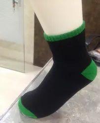 D.M Men :s towel socks