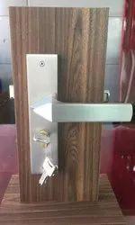 Brass & Antique Door Handle Lock