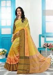 PR Fashion Semi-Casuals Or Festive Wear Saree
