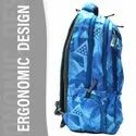 Back bag College -Blue
