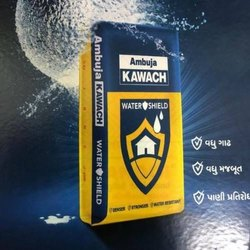 Ambuja Kawach: An Innovative Water-Resistant Cement, Grade: 53