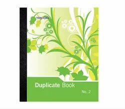 Trison Duplicate Book No 2