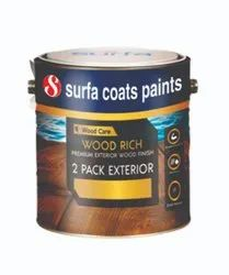 Wood Rich - 2 Pack PU Coating -  Exterior