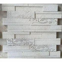 Mint CNC Wall Stone Cladding Tile