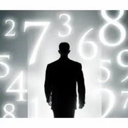 Paper Numerology Number Chart, For Astrology
