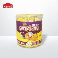 Chocolate Keep Smiling, Packaging Type: container, Packaging Size: 30pcs