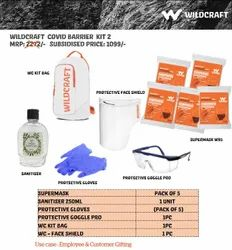 Unisex Covid Barrier Kit 2