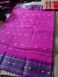 Printed Casual Wear Ladies Fancy Saree, With blouse piece, 5.2 m (separate blouse piece)