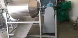 1.5 Kva Stainless Steel Tea Blending Machine, Capacity: 50 Kg Per Batch