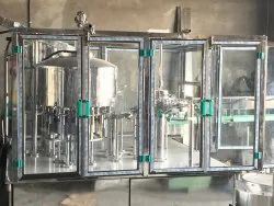 30 BPM Packaged Drinking Water Filling Machine