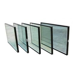 Tempered Insulated Glass, For Windows, Size: 8x12 Feet