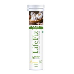 Garlic Effervescent Tablet 20's