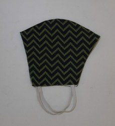 Hand Block Print Reusable Cotton Face Mask