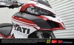 DUCATI Multistrada Corse Design 1 2015- 2017 Model  Full Body Wrap  Decal  Sticker