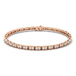 2 Carat Moissanite Diamond Tennis Bracelet