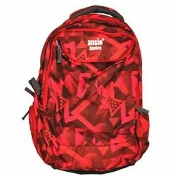 Back bag College - Red