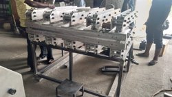 Conveyor Belt Longitudinal And Edge Repairing Machine.