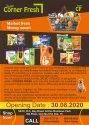 Multicolor Paper Pamphlet