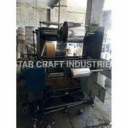 MS Paper Plate Lamination Machine