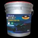 10L Meero CNG 20W-50 (Sm Grade) Two Wheeler