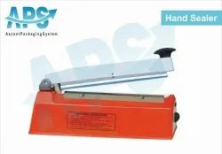 Thermoplastic Films Hand Sealer, Packaging Type: Manual, Model Name/Number: Hs 100