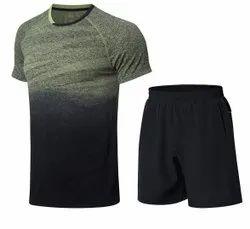 Sports T-Shirt & Track Pants