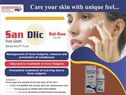 Salicylic Acid IP 10mg (Foaming Face Wash)