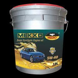 10L Meero 5W40 Semi Synthetic