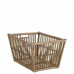 Handmade Rattan Jasmin Basket